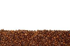 rama kawowa fasoli żywności wrobić serii Obraz Stock
