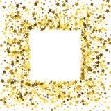 Rama lub granica gwiazdy ilustracji