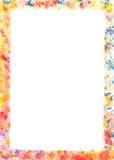 rama malująca Zdjęcia Stock