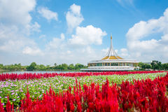 Rama 9 Park. Is a public park in Bangkok Royalty Free Stock Photography