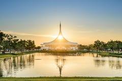 Rama 9 park Thailand Royalty-vrije Stock Afbeelding