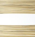 rama pluje drewnianego Obrazy Stock