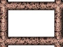 rama rdzewiejąca Obrazy Stock