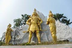 Rama statue in Murdeshwar stock image
