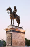 Rama V Monument Stock Photography