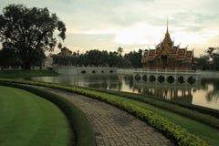 Rama V slott Royaltyfria Foton