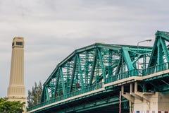 Rama VI Bridge Stock Photography