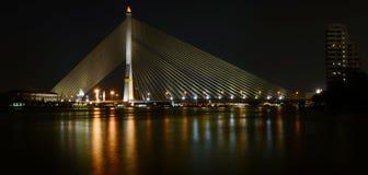 rama VIII γεφυρών Στοκ φωτογραφίες με δικαίωμα ελεύθερης χρήσης