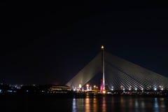 rama VIII γεφυρών Στοκ Φωτογραφία