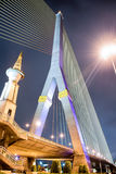 rama VIII γεφυρών Στοκ φωτογραφία με δικαίωμα ελεύθερης χρήσης