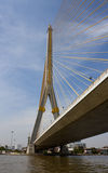rama VIII моста Стоковое Изображение