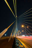 Rama VIII Brücke Lizenzfreies Stockbild