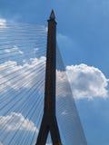 Rama VIII Brücke Lizenzfreie Stockfotos