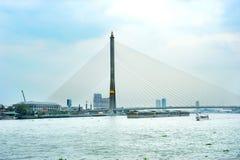 Free Rama VIII Bridge Stock Photo - 20675170