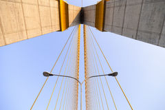 Rama VIII Bridge Royalty Free Stock Images