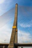 Rama VIII bridge in Bangkok Royalty Free Stock Image