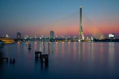 Rama VIII Bridge Stock Photography