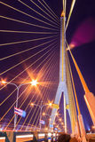 Rama VIII bridge Stock Photo