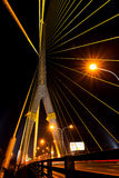Rama VIII bridge Royalty Free Stock Image