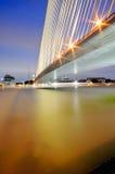 Rama VIII Bridge of Thailand Stock Images