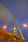 Rama VIII Bridge Stock Photography