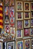Rama w Ramowej fotografii Obraz Royalty Free