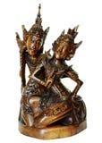 Rama y Sita Imagen de archivo libre de regalías
