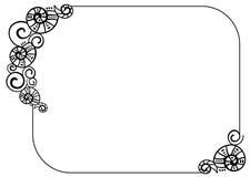 Rama z helices ilustracji