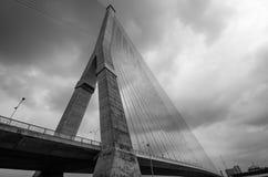Rama8 Bridge Stock Photos