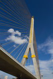 Rama8 bridge of thailand Stock Photos
