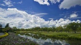 rama9 suanluang Στοκ Φωτογραφίες