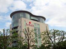 Ξενοδοχείο και ακολουθίες Ramada Στοκ φωτογραφίες με δικαίωμα ελεύθερης χρήσης