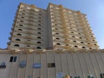 Ramada Hotel Bur Dubai in Dubai Stock Photos