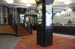 Ramada hotel lobby Royalty Free Stock Photography