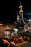 ramadan的晚上 库存图片