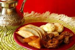 ramadan的曲奇饼 库存照片