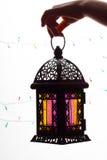 ramadan的灯笼 免版税库存照片