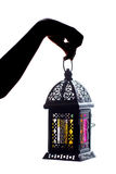 ramadan的灯笼 图库摄影