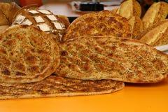 ramadan的面包 图库摄影