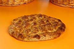 ramadan的面包 库存照片