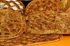 ramadan的面包 库存图片