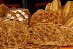 ramadan的面包 免版税库存照片