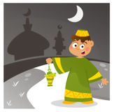 Ramadan libre illustration
