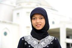 ramadan生活方式的穆斯林 免版税库存照片