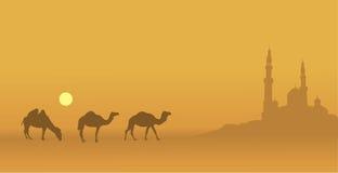 ramadan illustration de vecteur