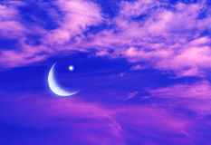 Ramadan background . Eid Mubarak background . Religion background Dramatic nature background . Light in dark sky . Light from sky . beautiful cloud . Religion stock photos