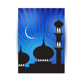 Ramadan backgrounds vector Stock Photo