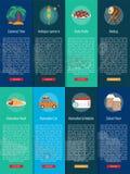 Ramadan Banner Concept illustration stock