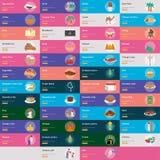 Ramadan Banner Design illustration stock