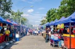 Ramadan Bazaar κατά τη διάρκεια του ιερού μήνα Ramadan Στοκ Φωτογραφία